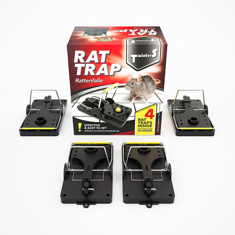 Profi Rattenfalle - Twinters - Paket